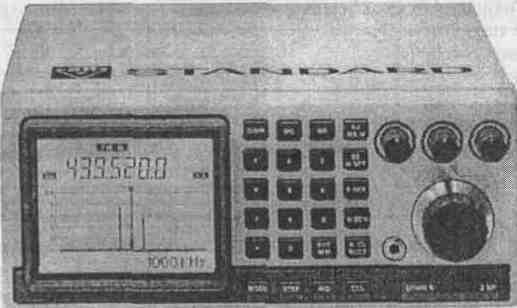 Сканирующий приемник АХ-700Е